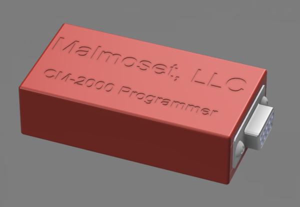 CM-2000 Programmer